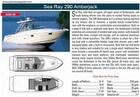 2000 Sea Ray 290 Amberjack - #3