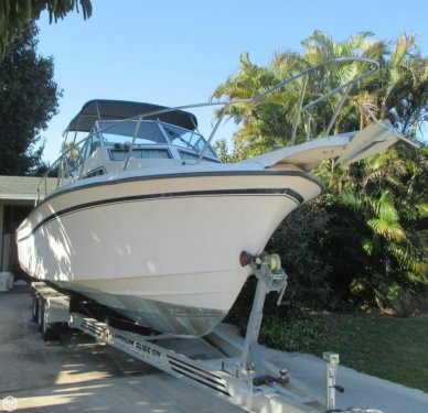 Grady-White 252 Sailfish Sportbridge, 25', for sale - $13,500