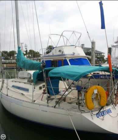 Sigma 33, 32', for sale - $12,500