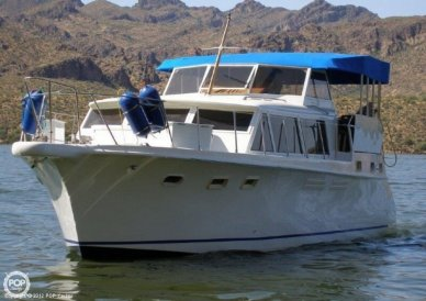 Hatteras Twin Cabin 41, 47', for sale - $114,900
