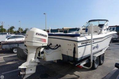 Grady-White 228 Seafarer, 22', for sale - $10,900