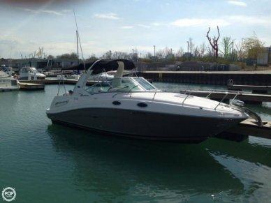 Sea Ray 260 Sundancer, 28', for sale - $49,990