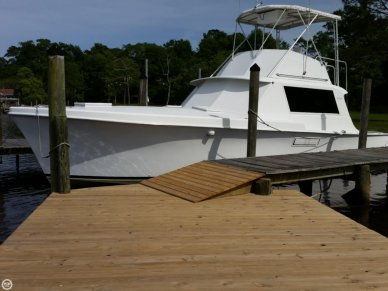 Hatteras 40 Convertible, 40', for sale - $34,000