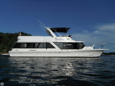 Bluewater Coastal Cruiser 51, 51', for sale - $77,700