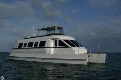 Stuart Catamarans Calydor 61 Power Catamaran, 61', for sale - $395,000