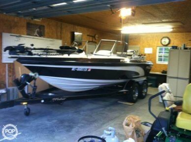 Fisher FX18 DV, 18', for sale - $16,500