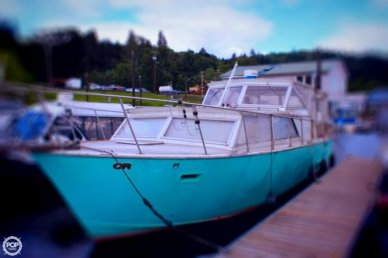Alum Cruisers 32 ( Marinette ), 32', for sale - $14,250