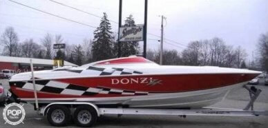 Donzi 28 ZX, 27', for sale - $34,750