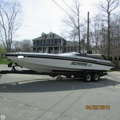 Scarab 28, 28', for sale - $12,000
