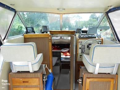 1983 Skipjack 25 Cabin Cruiser - #3