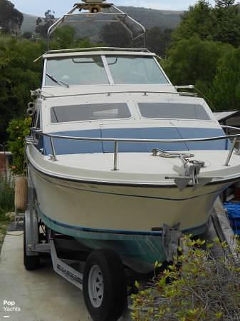 Skipjack 25 Cabin Cruiser, 25, for sale - $27,800