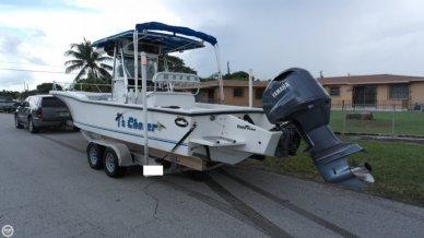 Dusky Marine 256 Fisherman's Cuddy Center Console, 25', for sale - $33,400