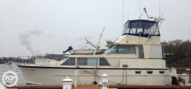 Hatteras Fisherman 48, 48', for sale - $44,000
