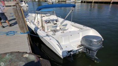 Cobia 224 CC, 23', for sale - $14,900