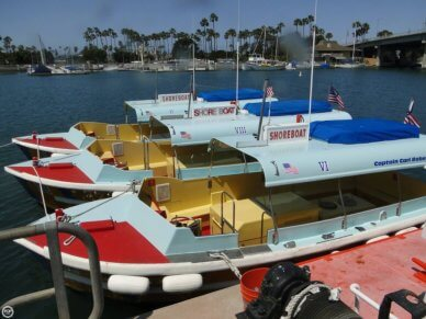 Seaway Boats Company Custom 26' Water Taxi, 26', for sale - $244,500