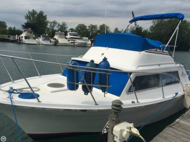 Luhrs 280 Flybridge Cruiser, 28', for sale - $12,500