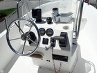 Clean Center Console Helm