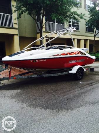 Sea-Doo Speedster 200, 19', for sale - $14,500