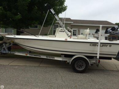 Century Inshore 1902, 18', for sale - $16,900