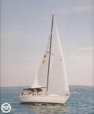 S2 Yachts 9.2 A, 30', for sale - $18,500
