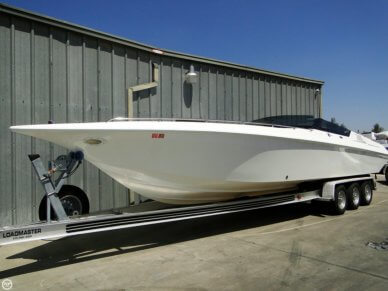 Fountain 32 Fever, 32', for sale - $35,000