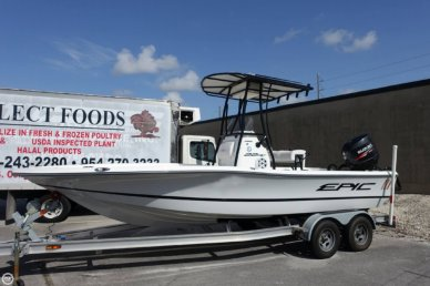 Epic 22 SC, 22', for sale - $32,200