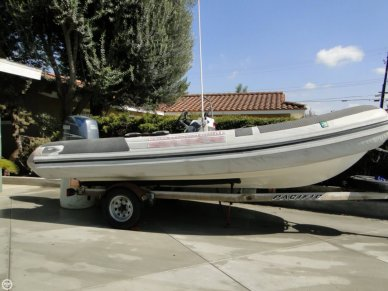 Nautica 18 Wide Body RIB, 17', for sale - $15,000