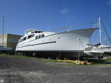 Custom 105 Motoryacht, 105', for sale - $259,999