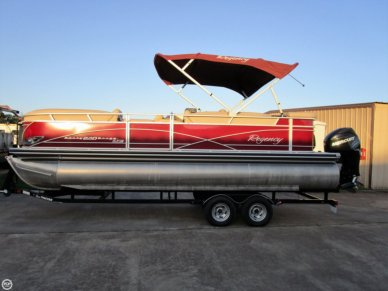 Sun Tracker Party Barge 220 XP3 Regency Edition, 25', for sale - $38,000