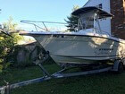 2004 Seaswirl Striper 2101 - #12