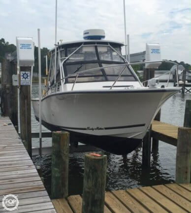 Carolina 25, 25', for sale - $49,000