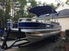 2014 Sun Tracker Fishin' Barge 24 DLX - #3