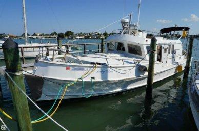 Custom 45 Pilothouse Trawler, 45', for sale - $59,000