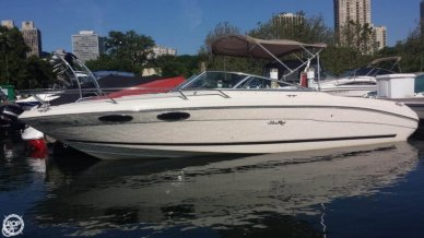 Sea Ray 230 Overnighter, 22', for sale - $21,500