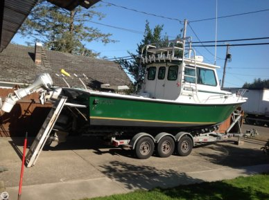 Steiger Craft 26 Chesapeake, 26', for sale - $69,500