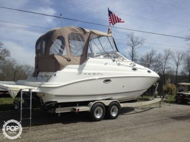 Regal 2665 Commodore, 29', for sale - $34,990