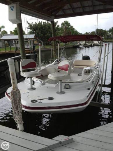 Hurricane 232 Fun Deck, 23', for sale - $24,900