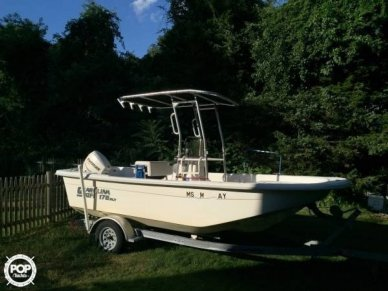 Carolina Skiff 178 DLV, 17', for sale - $13,500
