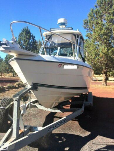 Seaswirl 2150 Striper WA, 21', for sale - $24,999