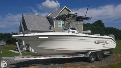 Century 2600 CC, 27', for sale - $47,500