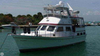 Marine Trader LaBelle, 43', for sale - $77,000