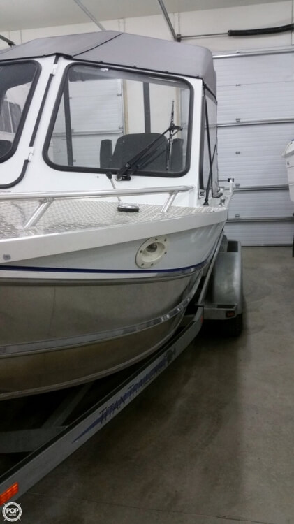 SOLD: Thunder Jet 21 Alexis boat in Wasilla, AK   113080