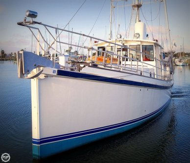 Custom 46 Diesel Duck, 46', for sale - $473,000