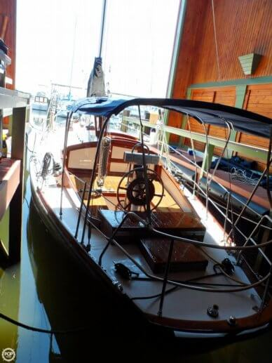 Herve Boatyard 42 French Sloop Racer, 42', for sale - $300,000