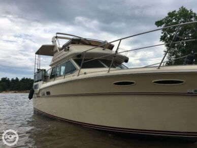 1982 Sea Ray 355T Aft Cabin - #3