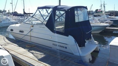 Four Winns 258 Vista, 25', for sale - $12,999