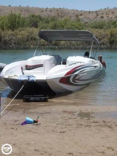 Magic 28 Deckboat, 28', for sale - $94,500