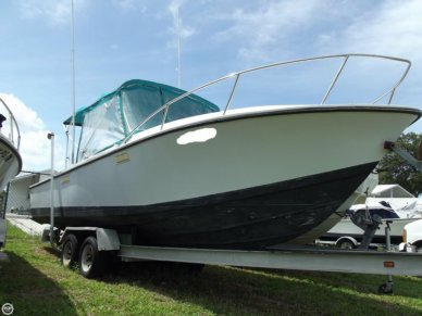 Blackfin 25, 25', for sale - $18,500