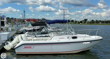 Boston Whaler Conquest 21, 20', for sale - $23,495