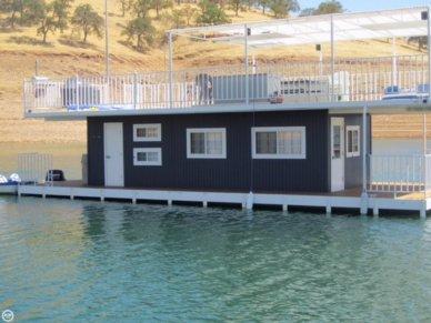 Custom 30' / 44' Houseboat, 44', for sale - $90,000